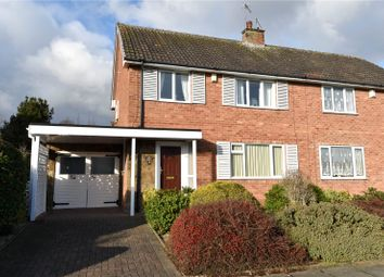 3 bed semi-detached house for sale in St Denis Road, Bournville Village Trust, Selly Oak, Birmingham B29