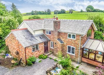 Thumbnail 3 bed detached house for sale in Stanwardine In The Fields, Baschurch, Shrewsbury, Shropshire