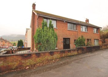 Thumbnail 3 bedroom semi-detached house for sale in Crumlin Road, Belfast