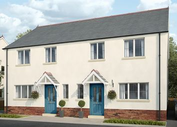 Thumbnail 3 bed semi-detached house for sale in Plot 15, Maes Y Llewod, Bancyfelin