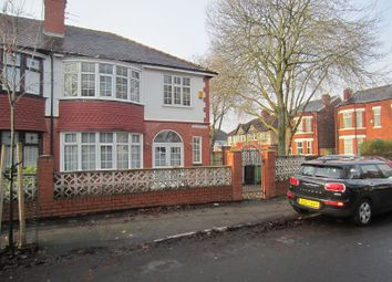 Thumbnail 3 bed semi-detached house to rent in Auburn Road, Old Trafford, Manchester.