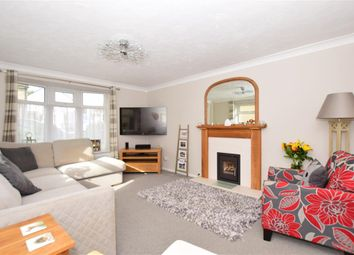 Thumbnail 3 bed semi-detached house for sale in Westside, East Langdon, Dover, Kent