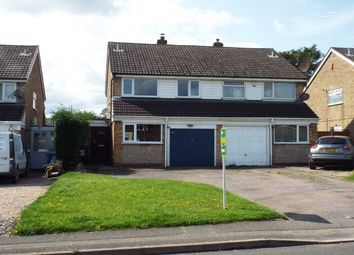 Thumbnail 3 bed property to rent in Rugeley Road, Chase Terrace, Burntwood