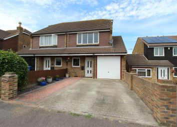 Thumbnail 3 bed semi-detached house for sale in Kent Avenue, Minster On Sea, Sheerness