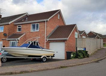 Thumbnail 3 bed end terrace house for sale in Slade Close, Ottery St. Mary