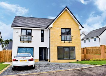 Thumbnail 4 bed detached house for sale in Chatelherault Mill, Ferniegair, South Lanarkshire