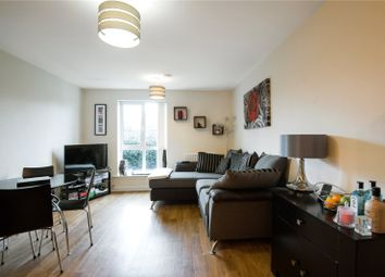Thumbnail 1 bed flat for sale in Harrow Close, Addlestone, Surrey