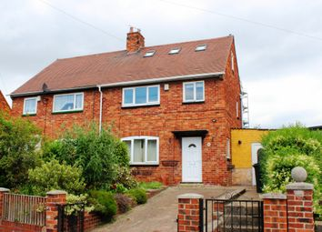 Thumbnail 3 bed semi-detached house for sale in St. Marys Road, Goldthorpe, Rotherham, South Yorkshire