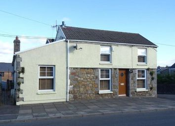 Thumbnail 2 bed cottage for sale in Brecon Road, Hirwaun, Aberdare