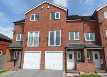 Thumbnail 3 bed town house for sale in Manor Court, Worsbrough, Barnsley