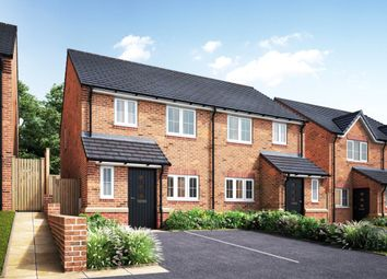 Thumbnail 3 bed semi-detached house for sale in Plot 29 The Pickering, Moorlands Park, Cleckheaton