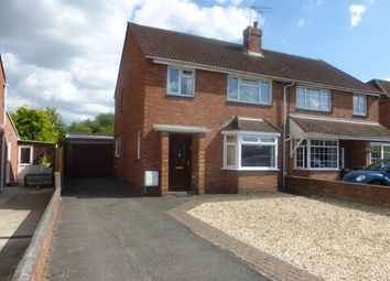 Thumbnail 3 bedroom semi-detached house to rent in Ridgeway Road, Swindon