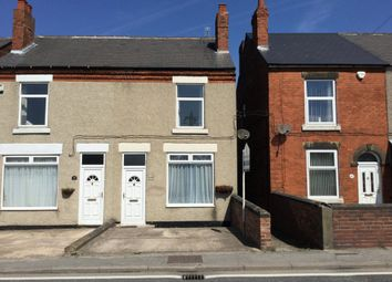 Thumbnail 2 bed semi-detached house to rent in Williamthorpe Road, North Wingfield, Chesterfield