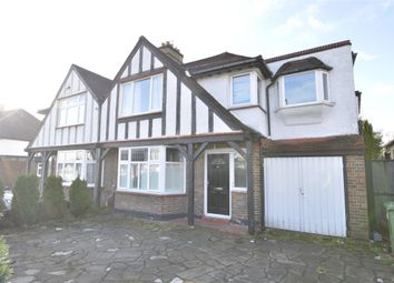 Thumbnail 3 bed maisonette for sale in Redhill Drive, Edgware, Greater London