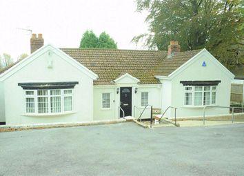 Thumbnail 4 bed detached bungalow for sale in Derwen Fawr Road, Derwen Fawr, Sketty