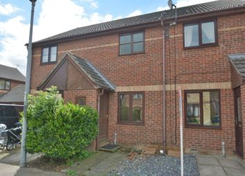 Thumbnail 2 bedroom terraced house for sale in Calfe Fen Close, Soham