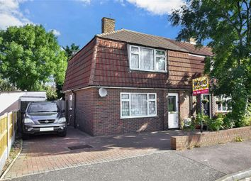Thumbnail 3 bed semi-detached house for sale in Eden Road, High Halstow, Rochester, Kent