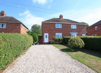 Thumbnail 3 bedroom semi-detached house for sale in The Avenue, Sugden, Telford