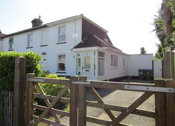 Thumbnail 3 bedroom end terrace house for sale in Spring Road, Southampton