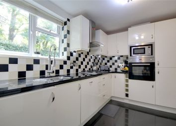 Thumbnail 2 bedroom flat to rent in Trotsworth Court, Christchurch Road, Virginia Water, Surrey