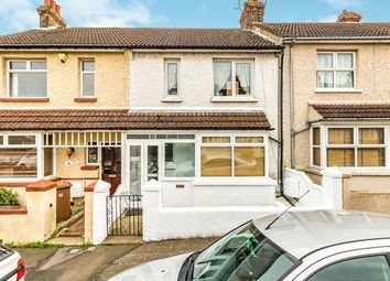 Thumbnail 2 bed terraced house for sale in Ewart Road, Chatham