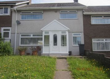Thumbnail 3 bedroom terraced house to rent in Shamrock Road, Fairwater, Cardiff