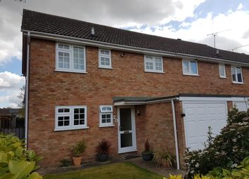 Thumbnail 3 bedroom semi-detached house to rent in Sanderling Close, Mildenhall