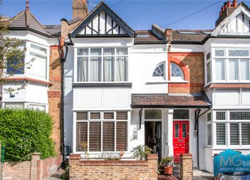 Thumbnail 5 bed terraced house for sale in Park Hall Road, East Finchley, London