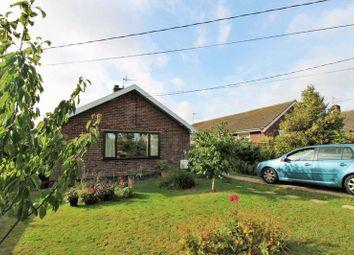 Thumbnail 3 bed detached bungalow for sale in Sands Lane, Oulton, Lowestoft