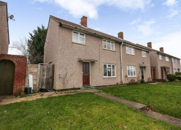 Thumbnail 3 bed semi-detached house for sale in Wooding Grove, Harlow
