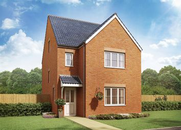 "Thumbnail 4 bed detached house for sale in ""The Lumley"" at New Village Way, Morley, Leeds"