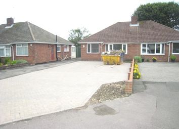 Thumbnail 2 bed semi-detached bungalow to rent in Barnwood Road, Fareham