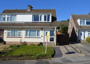 Thumbnail 3 bed semi-detached house for sale in Pilgrims Way, Worle, Weston-Super-Mare