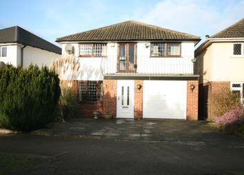 Thumbnail 3 bed detached house for sale in Beech Lane, West Hallam, Ilkeston
