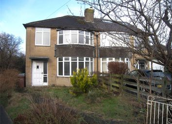 Thumbnail 3 bed semi-detached house for sale in West Lodge Gardens, Chapel Allerton, Leeds, West Yorkshire