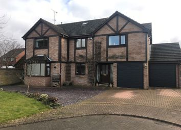 Thumbnail 6 bed detached house for sale in Brierley Close, Howden, Goole
