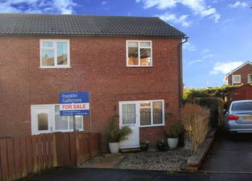 Thumbnail 1 bed end terrace house for sale in Meadow Rise, Burford