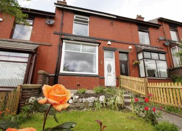 Thumbnail 3 bedroom terraced house to rent in Woodgate Avenue, Bury
