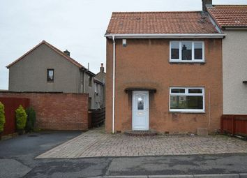 Thumbnail 2 bed terraced house for sale in Dollar Crescent, Kirkcaldy