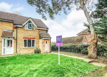 Thumbnail 2 bed end terrace house for sale in Howlett Way, Bottisham, Cambridge