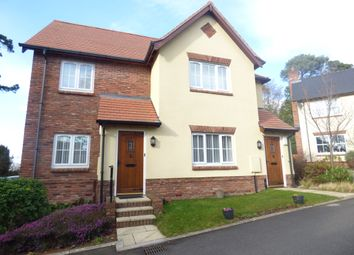 Thumbnail 2 bed flat to rent in Monterey Park, Newton Abbot