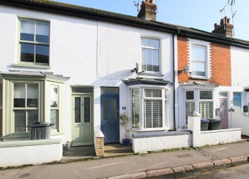 Thumbnail 3 bedroom terraced house for sale in Regent Street, Whitstable