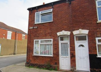 Thumbnail 3 bed end terrace house to rent in Weelsby Street, Grimsby