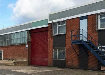 Thumbnail Light industrial for sale in Units 1-4, Garden Street, Walsall, West Midlands
