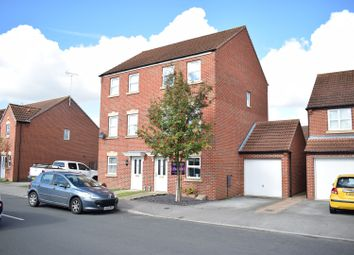 Thumbnail 3 bed semi-detached house for sale in King Road, Warsop