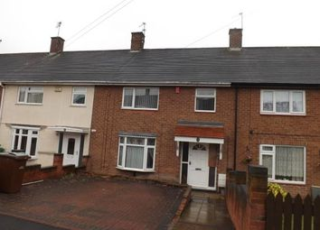 Thumbnail 3 bedroom terraced house for sale in Midhurst Way, Clifton, Nottingham