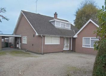 Thumbnail 3 bed detached bungalow to rent in Meadowcourt, Queens Road, Oswestry, Shropshire