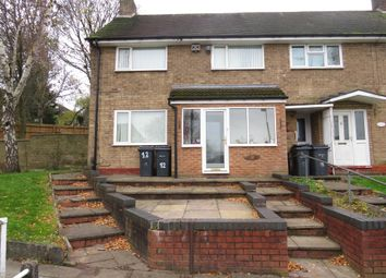 Thumbnail 3 bed end terrace house for sale in The Hennalls, Hodge Hill, Birmingham