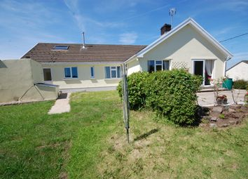 Thumbnail 5 bed detached bungalow for sale in Hill Lane, Kilgetty