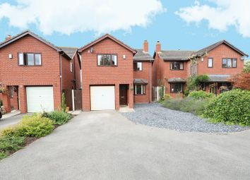 Thumbnail 4 bed detached house for sale in Maes Tyrnog, Llandyrnog, Denbigh
